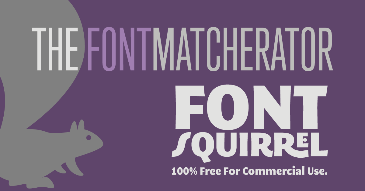 gd guide Font Squirrel